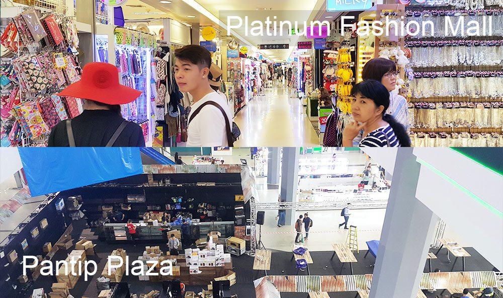 Platinum fashion mall and pantrip plaza