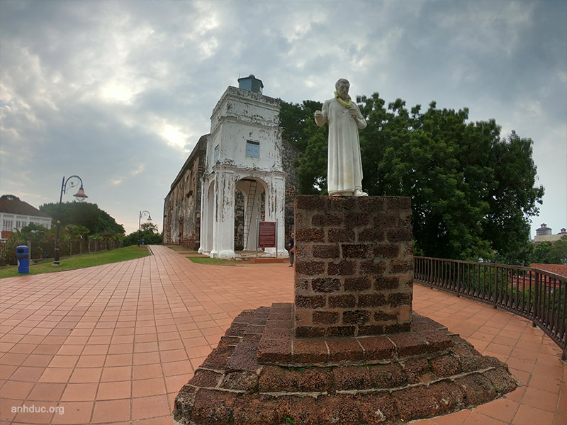 Nhà thờSt Paul's Church Malacca